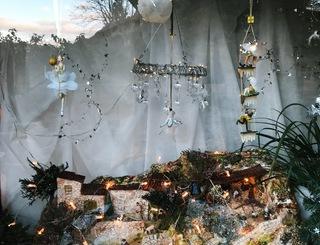 Crèche de Noël Guilhaume d'Orange