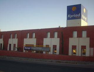 Hôtel Kyriad Sète - Balaruc - façade 2 Hôtel Kyriad Sète - Balaruc