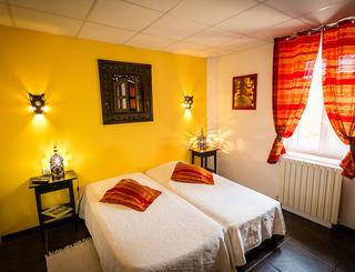 Hostellerie Le vieux chêne-Causse de la Selle_1 Sud de France Développement