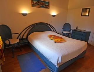Hostellerie le Vieux Chêne - Causse de la Selle - Chambre 1 - Logis © Logis de l'Hérault - Bruno Garcia