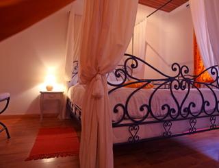 Hostellerie du Vieux Chêne - Causse de la Selle - Chambre 3 - Logis © Logis de l'Hérault - Bruno Garcia