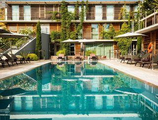 Hotel Courtyard Marriott-Montpellier_17 2017 - Hervé Leclair_Asphéries - Sud de France Développement