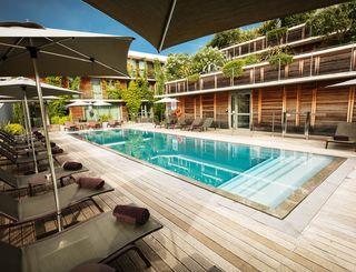 Hotel Courtyard Marriott-Montpellier_19 2017 - Hervé Leclair_Asphéries - Sud de France Développement