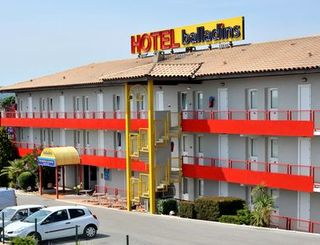 Hotel Balladins Sete Balaruc Entree 2 Hotel Balladins Sete Balaruc