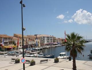 vue de l'hôtel réduit hotel et restaurant du port
