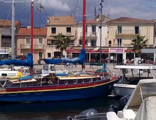 vue du port réduit hotel et restaurant du port