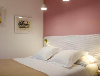 Chambre Confort - Hôtel XIX © Créativo