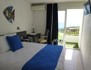 Hôtel Le Bellevue ** au Cap d'Agde - Chambre 2019-Hôtel Le Bellevue- Office de Tourisme Cap d'Agde Méditerranée