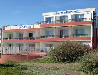 Hôtel Le Bellevue ** au Cap d'Agde 2019-Hôtel Le Bellevue-Office de Tourisme Cap d'Agde Méditerranée
