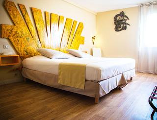Hôtel Les Grenadines *** au Cap d'Agde - Chambre Hôtel Les Grenadines - Le Cap d'Agde