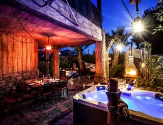 Jardin privé Boucaniers - Hotel Cap Pirate 2017-Hôtel Cap Pirate Mathias Paltrié-Office de Tourisme Cap d'Agde Méditerranée