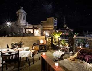 Hôtel Cap Pirate-Terrasse 2017-Hôtel Cap Pirate Mathias Paltrié-Office de Tourisme Cap d'Agde Méditerranée