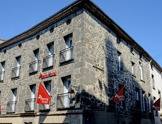 Yseria Hôtel à Agde - Façade Yseria Photo