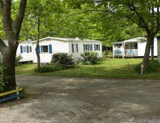 Camping le Fou du Roi à Lansargues - Mobils Home 1 Le Fou du Roi