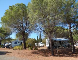 Camping traditionnel avec ou sans électricité camping les Terrasses