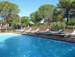Camping Les Terrasses St Chinian - Piscine 3 Camping Les Terrasses St Chinian