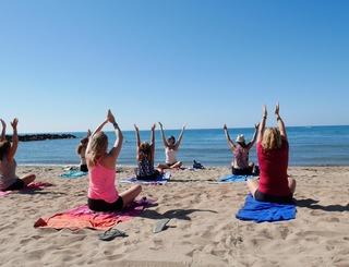 yoga-plage-vias-club-farret Club Farret