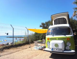 emplacement-camping-bord de mer Club Farret