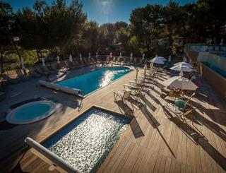 Camping résidentiel La pinède-Castelnau de Guers_12 Sud de France Développement