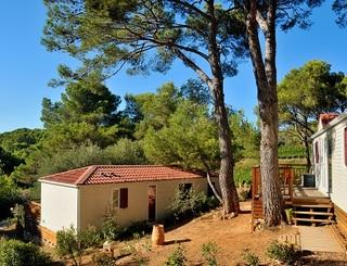 Camping résidentiel la Pinède 6 Camping la Pinède Castelnau de Guers