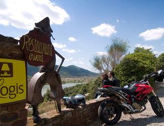 Logis Moto au Lac du Salagou-Didier Almon Didier Almon