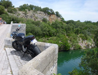 Pont de St Etienne d'Issensac-Christel Gauthier Christel Gauthier