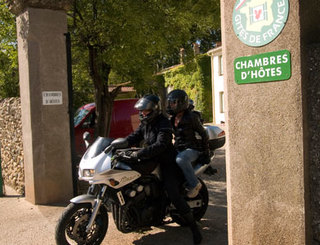 Séjour à moto Gîtes de France-Didier Almon Didier Almon
