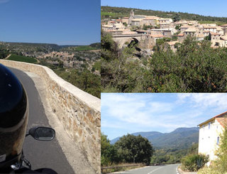 Route vers Minerve Cité Cathare-Sabrina Lucchese Sabrina Lucchese