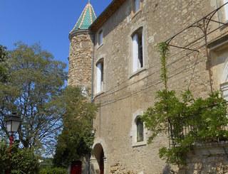 Couverture Chateau de Laurens SH 1 Sylvie Herpson PHLV