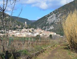 OTI Caroux_Roquebrun_arboussie_plaine du plo 3 OTI du Minervois au Caroux en Haut-Languedoc