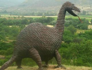 Le Dinosaure © Annick Ducrot
