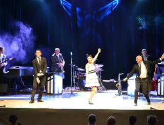 Palais de la mer-Valrasplage-concert W Ville de Valras-Plage