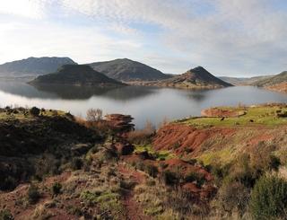 Lac du Salagou Ph. Martin