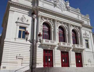 Théâtre-Molière-Sète Thèâtre de Sète