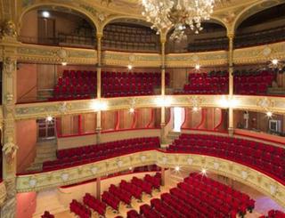 Théâtre-Molière-Sète2 Thèâtre de Sète