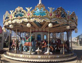 venetian-carousel-manege-sete-3489-2 ©Venetian Carousel