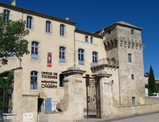 Office de tourisme cap d 39 agde mediterranee bit pezenas pezenas - Office de tourisme de vias ...