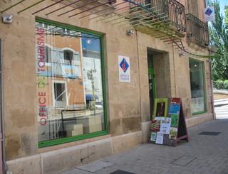 Façade OT office de Tourisme