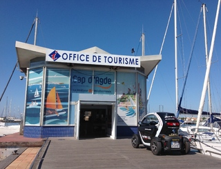 office de tourisme cap d 39 agde mediterranee bit centre port agde. Black Bedroom Furniture Sets. Home Design Ideas