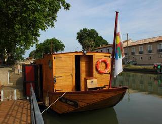 gabare villeneuve les beziers office de tourisme Office de Tourisme Béziers Méditerranée