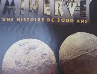 Expo Minerve 3000 ans d'histoire Musée archéologique