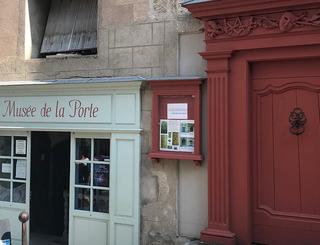 Musée de la Porte - extérieur - DURRIEU OT Cap d'Agde Méditerranée - N. DURRIEU