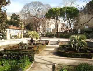 jardinplantes-marieh © 2014 - Marie Havard – Office de tourisme de Montpellier