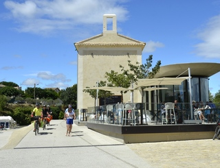 9 ecluses de Fonseranes- Maison du Site et restaurant panoramique-Amelie Firmin Amélie Firmin