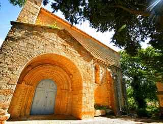 espondeilhan chapelle notre dame des pins Deschamps