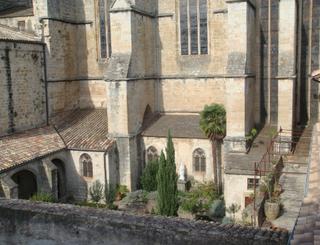 Cathédrale St Fulcran (6) - Lodève © 2018 CCL&L