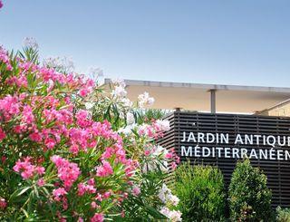 JARDIN ANTIQUE MEDITERRANEEN BALARUC LES BAINS OFFICE DE TOURISME - H. DA COSTA