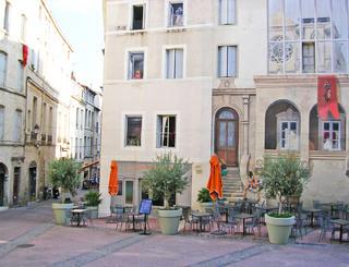 Place saint roch montpellier - Office de tourisme de montpellier ...