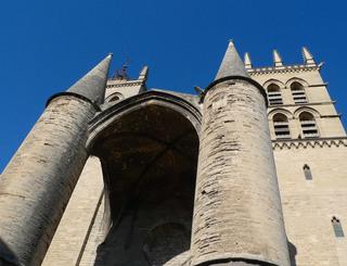 Cathédrale saint Pierre Montpellier © 2010 - Grégoire Chartron – Office de tourisme de Montpellier