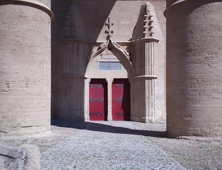 cathédrale © 2016 - Marie Remignon – Office de tourisme de Montpellier